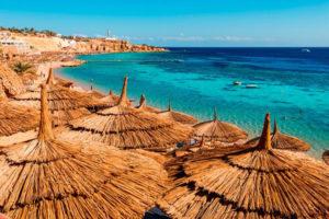 египет побережье